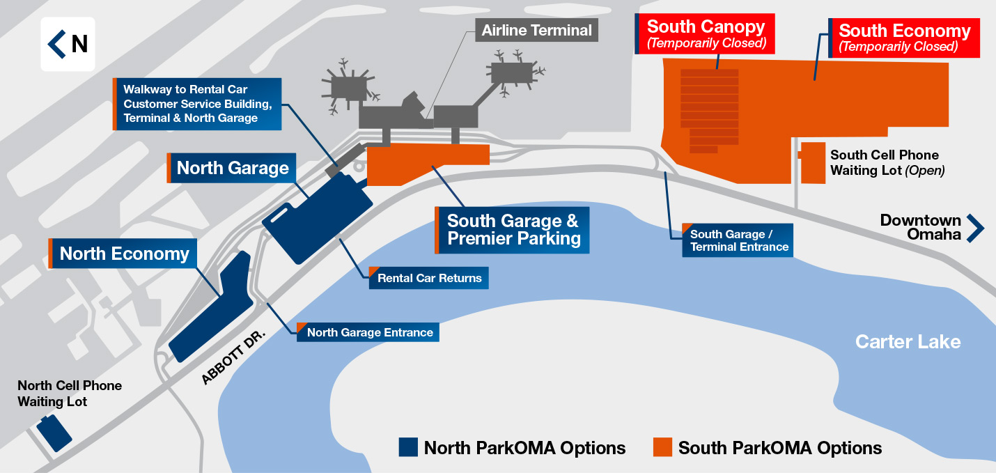 ParkOMA Changes Map